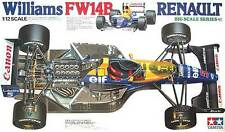 Tamiya America [TAM] 1:12 Williams FW14B Renault Formula One Model Kit TAM12029