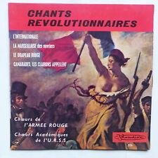 Choeurs de l armée rouge Chants Révolutionnaires Internationale Marseillaise 228