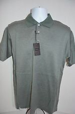 ERMENEGILDO ZEGNA Man's Polo Shirt NWT Size Medium  Retail $245