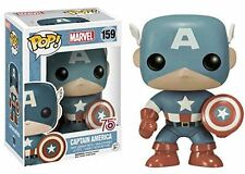 Marvel - Captain America 75th Anniversary Sepia Tone POP Vinyl (159)