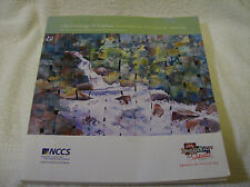 LILLY ONCOLOGY ON CANVAS EXPRESSIONS OF A CANCER JOURNEY / GOOD CONDITION / USED