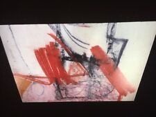 "William De Kooning ""Untitled 1956-58"" Abstract Expressionist 35mm Slide"