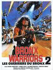 Escape From Bronx Poster 01 A4 10x8 Photo Print