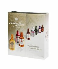 Anthon Berg Chocolate Liqueurs with Original Spirits in 64 Piece Sealed Gift Box