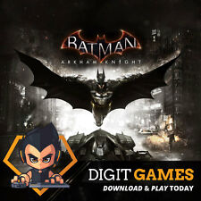 Batman Arkham Knight - PC / Steam CD Key - Game Download - w/ Harley Quinn DLC