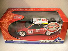 9049 Solido Citroen Xsara WRC Sanremo 2003 World Rally Champion Loeb Elena