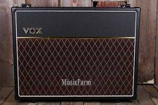 Vox V212C Custom Speaker Extension Cabinet 2 x 12 Celestion G12M Greenback Cab