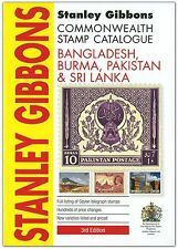 Stanley Gibbons Bangladesh, Pakistan, Burma & Sri Lanka Stamp Catalogue 2015