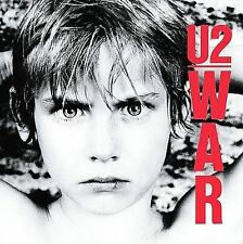 War by U2 (Cassette, 1983 Island (Label))