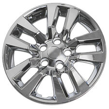 "1 Piece 5 Bolt /Snap On Hub Cap Wheel Cover CHROME FITS Altima 16"" Wheels"