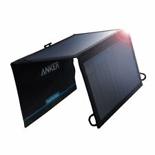 Anker PowerPort 15W 2-Port USB Solar Lite Charger for Galaxy S7/ iPhone 6 /LG G4