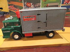 motorific TRUCK refrigerator van IDEAL Toy TRUCK  body chassis motor nice one