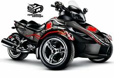"""Can Am Spyder GS RS RSS graphic wrap decal kit """"Oh Canada"""" - Full"""