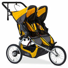 Bob 2016 Ironman Sport Utility Duallie Stroller Racing Yellow New!! U561856