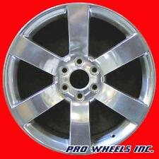 "CHEVROLET TRAILBLAZER ENVOY 20X8"" POLISH FACTORY ORIGINAL WHEEL RIM 5254"