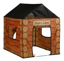 Pacific Play Tents Hunting Cabin House Tent - 61804 Play Tent NEW