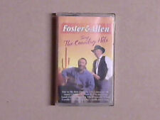 Foster & Allen - Sing The Country Hits (Cassette)