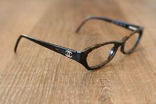 CHANEL Eyeglasses Frames Dark Havana 5053 c.714/13 51-18 135 Made in Italy