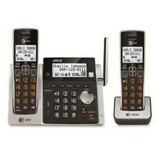 AT 83213 2-Handset Cordless Phone System with Answering Machine and Caller ID