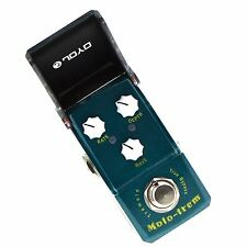 JOYO JF-325 Molo-Trem Tremolo Ironman Mini Guitar Effects Pedal