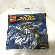 Lego DC Comic Super Heroes Batman Batwing Polybag 30301 New MISB