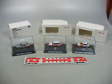 AI600-0,5# 3x Herpa H0 PKW: Opel Holland+VW Rijkspolitie+BMW Kayser, NEUW+OVP