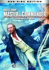 Master And Commander - The Far Side Of The World (DVD, 2004)
