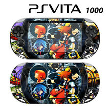 Vinyl Decal Skin Sticker for Sony PS Vita PSV 1000 Kingdom Hearts 4