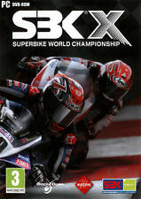 SBK X: Superbike World Championship - PC