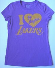 Women's Ladies OLD NAVY LOS ANGELES LAKERS T shirt Top size small S