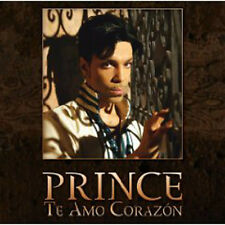 PRINCE CD Te Amo Corazon USA Only JEWEL CASE 3121 SEALED !!