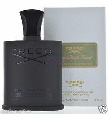 GREEN IRISH TWEED by CREED 4 oz / 120 ML EDP Spray New in stained box