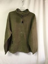 NWT Big Men's Large & In Charge Polar Fleece Zip Up Jacket Size 8XL Oliver #148P