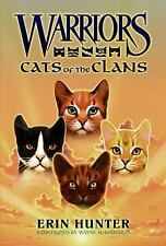 Warriors Field Guide: Cats of the Clans No. 2 by Erin Hunter (2008, Hardcover)