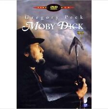 Moby Dick (1956) DVD - Gregory Peck (New & Sealed)