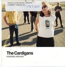 (BM3) The Cardigans, Hanging Around - 1999 DJ CD