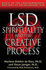 LSD, Spirituality, and the Creative Process: Based on
