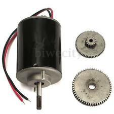 36W Small Wind Turbine Generators 12V-24V DC Permanent Magnet Motor W/ 2pcs Gear