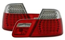 FEUX ARRIERE LED ROUGE BLANC BMW SERIE 3 E46 COUPE 2003-2006 320 330 CD