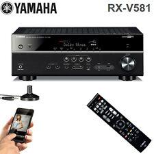 Yamaha RX-V581B 7.2ch AV Receiver