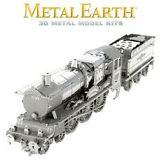 Fascinations Metal Earth Hogwarts Express Harry Potter Train 3D Model Kit