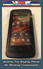 Nokia N5530 Black + Red Dummy Toy Mobile Phone Not Real Display Handset #H24