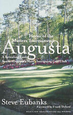 Augusta: Home of the Masters Tournament,GOOD Book