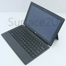 BUNDLE Microsoft Surface Windows 10 PRO 2 128GB Wi-Fi with Type 2 Cover Keyboard