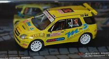 1/43 IXO Rally Collection Suzuki Ignis S1600 #37 Monte Carlo 2005