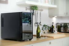 Russel Hobbs Cooler Counter Top Mini Bar Fridge Wine Beer Drinks Storage Chiller