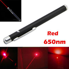 New 1mw Red Light  Laser Pointer Lazer Pen 650nm outdoor survival lecture tool