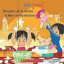 Eric and Julieta: Desastre en la Cocina by Isabel Muñoz (2012, Paperback)