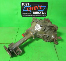 99 to 06 Chevy Silverado Tahoe GMC Sierra Yukon 3.73 4WD Front End Differential