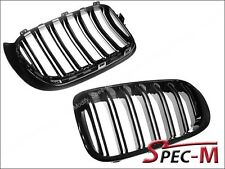 Fit For 2014+ BMW F25 X3 F26 X4 SUV M Sports Gloss Black Front Kidney Grille